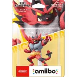 Nintendo Amiibo Super Smash Bros Incineroar N. 79 AMII-0272 045496380878