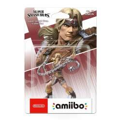 Nintendo Amiibo Super Smash Bros Simon Belmont N. 78 AMII-0266 045496380830