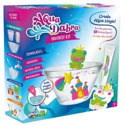 HOLLYTOON Aqua Dabra Fantasy Kit Magic World 8 Pieces FST00334 4897018413344