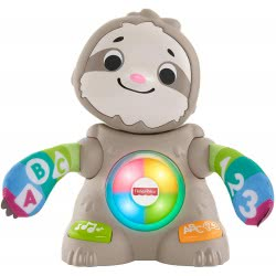 Fisher-Price Linkimals Smooth Moves Sloth GJP59 887961815412