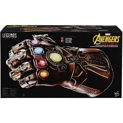 Hasbro Marvel Legends Series Articulated Electronic Fist Infinity Gauntlet Γάντι E0491 5010993453610