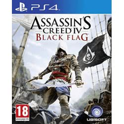 UBISOFT PS4 Assassin`s Creed IV Black Flag  3307215715123