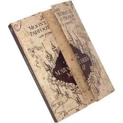 Blue Sky Studios Harry Potter Marauders Map A5 Σημειωματάριο BS145056 5060502914989