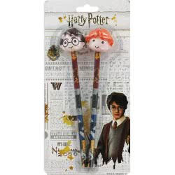 Blue Sky Studios Harry Potter 3D Pencil Eraser Toppers SLHP027 5060502914873