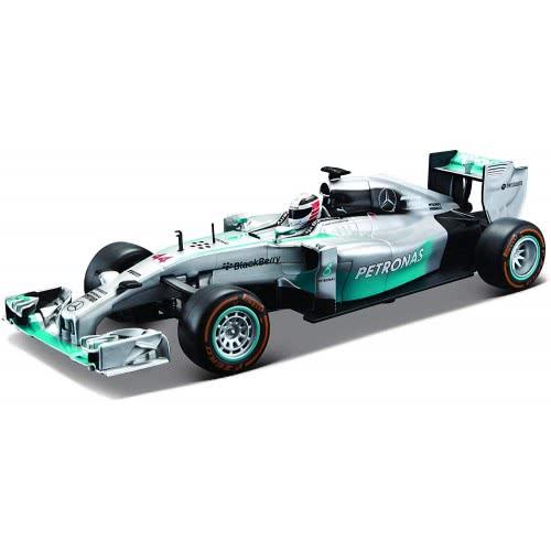 Maisto Tech R/C Mercedes AMG Petronas F1 W05 Hybrid 1:24 81082 090159810827