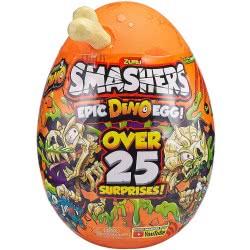 ZURU Smashers Σειρά 3 Μεγάλο Αυγό Δεινοσαύρου Με 25+ Εκπλήξεις 23556 193052003911