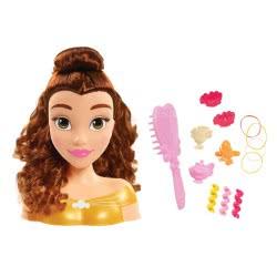 GIOCHI PREZIOSI Disney Princess Belle Styling Head DND17000 / DND08001 8056379043836