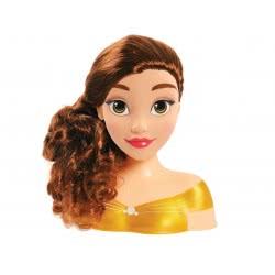 GIOCHI PREZIOSI Disney Princess Πεντάμορφη Κεφάλι Ομορφιάς DND17000 / DND08001 8056379043836
