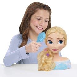 GIOCHI PREZIOSI Disney Frozen II Έλσα Κεφάλι Ομορφιάς DND16000 / DND05001 8056379043140