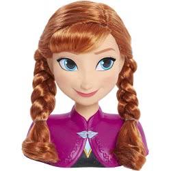 GIOCHI PREZIOSI Disney Frozen II Άννα Κεφάλι Ομορφιάς DND16000 / FRN41001 8056379017356