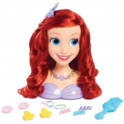 GIOCHI PREZIOSI Disney Princess Ariel Styling Head DND12000 8056379080237