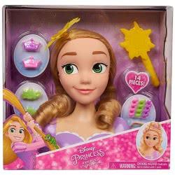 GIOCHI PREZIOSI Disney Princess Rapunzel Styling Head DND17000 / DNR00002 8056379018803