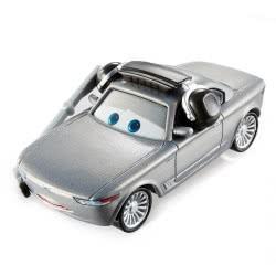 Mattel Disney/Pixar Cars Die-Cast Sterling Με Ακουστικά DXV29 / FLL41 887961561180