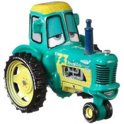 Mattel Disney/Pixar Cars 3 Αυτοκινητάκι Die-Cast - Rev-N-Go Τρακτέρ GXB29 / GBV57 887961722017