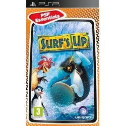 UBISOFT PSP SURF`S UP Essentials 00372 3307217930968
