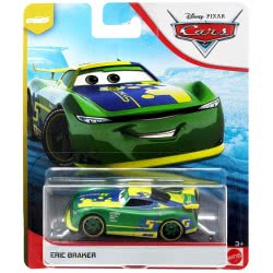 Mattel Disney/Pixar Cars 3 Αυτοκινητάκι Die-Cast - Eric Braker DXV29 / FXB76 887961686951