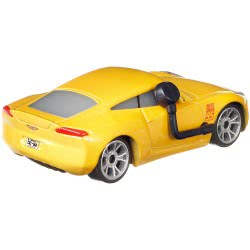 Mattel Disney/Pixar Cars 3 Αυτοκινητάκι Die-Cast - Trainer Cruz Ramirez Με Μικρόφωνο DXV29 / GBV74 887961722185