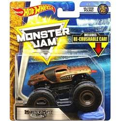 Mattel Hot Wheels Οχήματα Monster Jam