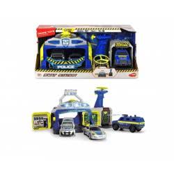 DICKIE TOYS SWAT Station Σταθμός Άμεσης Δράσης 203717004 4006333058431