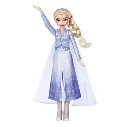 Hasbro Disney Frozen II Έλσα Κούκλα Που Τραγουδάει E5498 / E6852 5010993648375