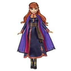 Hasbro Disney Frozen II Άννα Κούκλα Που Τραγουδάει