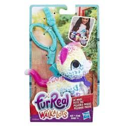 Hasbro Furreal Walkalots Lil Wags Cat B - Γατούλα Πολύχρωμη