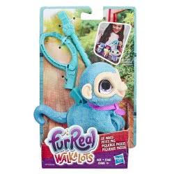 Hasbro Furreal Walkalots Lil Wags Monkey - Μαϊμουδάκι Μπλε