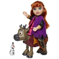 GIOCHI PREZIOSI Disney Frozen II Άννα, Όλαφ Και Σβεν FRN92000 8056379084075