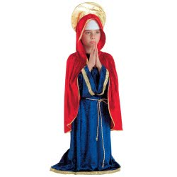 CLOWN Virgin Mary With Cape And Halo 80951 5203359809514