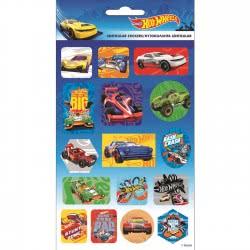 GIM Hot Wheels Lenticular Stickers Αυτοκόλλητα 779-80415 5204549115446