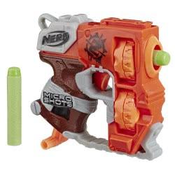 Hasbro Nerf Microshots Zombie Strike Flipfury E0489 / E3002 5010993569571