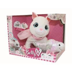 Just toys Betty Η Γάτα Που Περπατάει BD2008 4895167984609