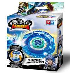 Infinity Nado Plastic Series ( Super Whisker, Blade ) - 2 Designs