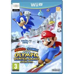 Nintendo Wii U Mario Και Sonic Olympic Games 2014 045496333065 045496333065
