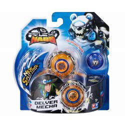 Auldey Toys Infinity Nado Standard Metal Series Accessories - Delver Mecha 624300 / YW624306 6911400355888