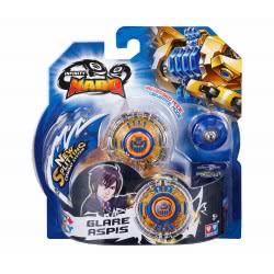 Auldey Toys Infinity Nado Standard Metal Series Accessories - Glare Aspis 624300 / YW624304 6911400355864