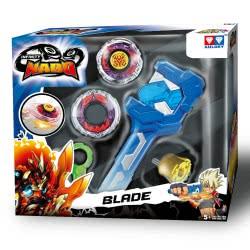 Auldey Toys Infinity Nado Athletic Metal Series - Blade 624500 / YW624502 6911400356298