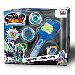Auldey Toys Infinity Nado Athletic Metal Series - Super Whisker 624500 / YW624501 6911400356281