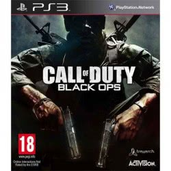 Activision PS3 Call Of Duty: Black Ops 00493 5030917111549