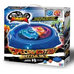 Auldey Toys Infinity Nado Battle Set Arena Special Edition Super Whisker Vs Blade 624801 6911400357172