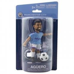 As company Fanfigz Figures Of Players English Premier League - Aguero 1863-64139 847851080016
