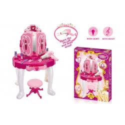 Toys-shop D.I Τουαλέτα Ομορφιάς Με Φώτα JX030842 6990119308422