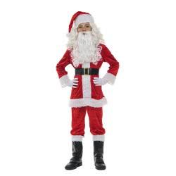 CLOWN Kids Custome Santa Clauss No. 6 80956 5203359809569