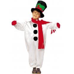 Stamco Xmas Snowman Children Costume Νο. 8 444715-8 5202200002401