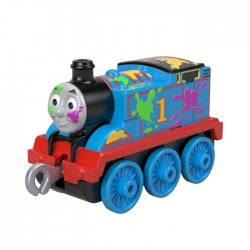 Fisher-Price Thomas And Friends Trackmaster Τόμας Τρενάκια - Paint Splat GCK93 / GHK64 887961795509