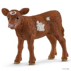 Schleich Farm World Texas Longhorn Μοσχαράκι SC13881 4055744029547