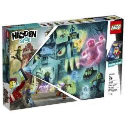 LEGO Hidden Side Στοιχειωμένο Γυμνάσιο Του Νιούμπερι 70425 5702016367218