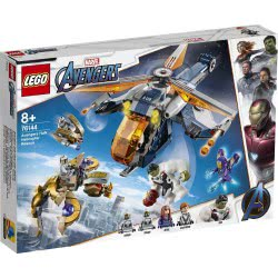 LEGO Marvel Super Heroes: Avengers Hulk Helicopter Rescue 76144 5702016618068