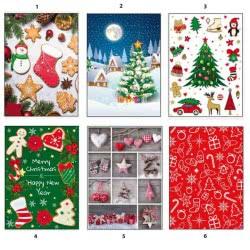 Canpol Σακούλα Χριστουγεννιάτικη Glossy Μεσαία 26.4 X 32.4 - 6 Σχέδια TG-30S 5902814357132