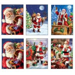 Canpol Σακούλα Χριστουγεννιάτικη Glossy Μεγάλη 33 X 45.7 - 6 Σχέδια TG-40S 5902814357149